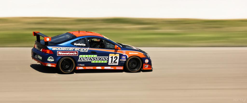 Mathieu Audette Audette Racing Team